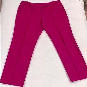Worthington Modern fit pants Fuchsia size 12